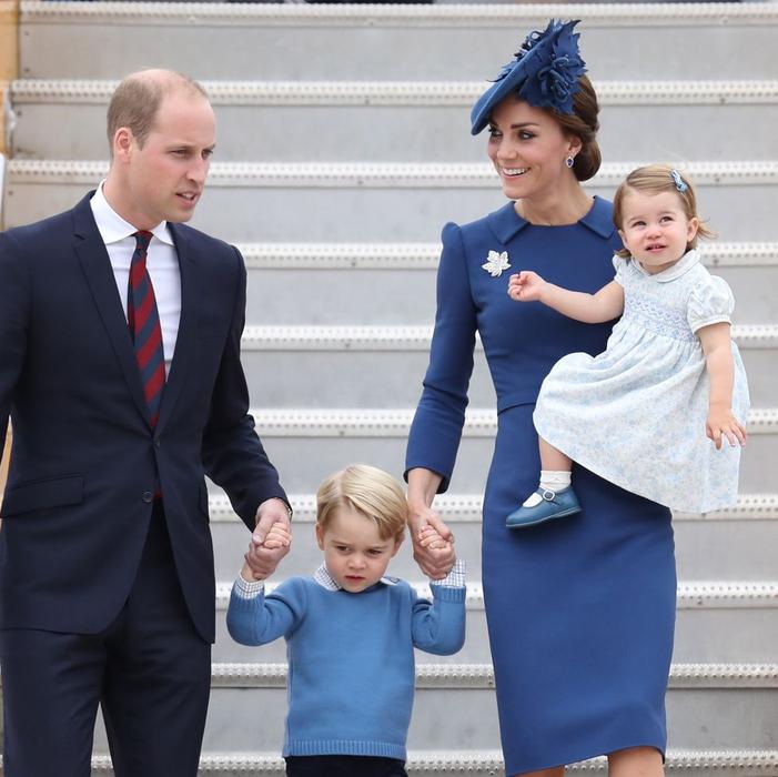 Kate Middleton Batasi Screen Time Anaknya Selama Karantina