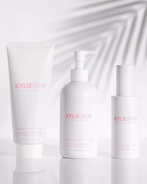 Satu Lagi Lini Kylie Jenner untuk Merawat Tubuh: Kylie Skin