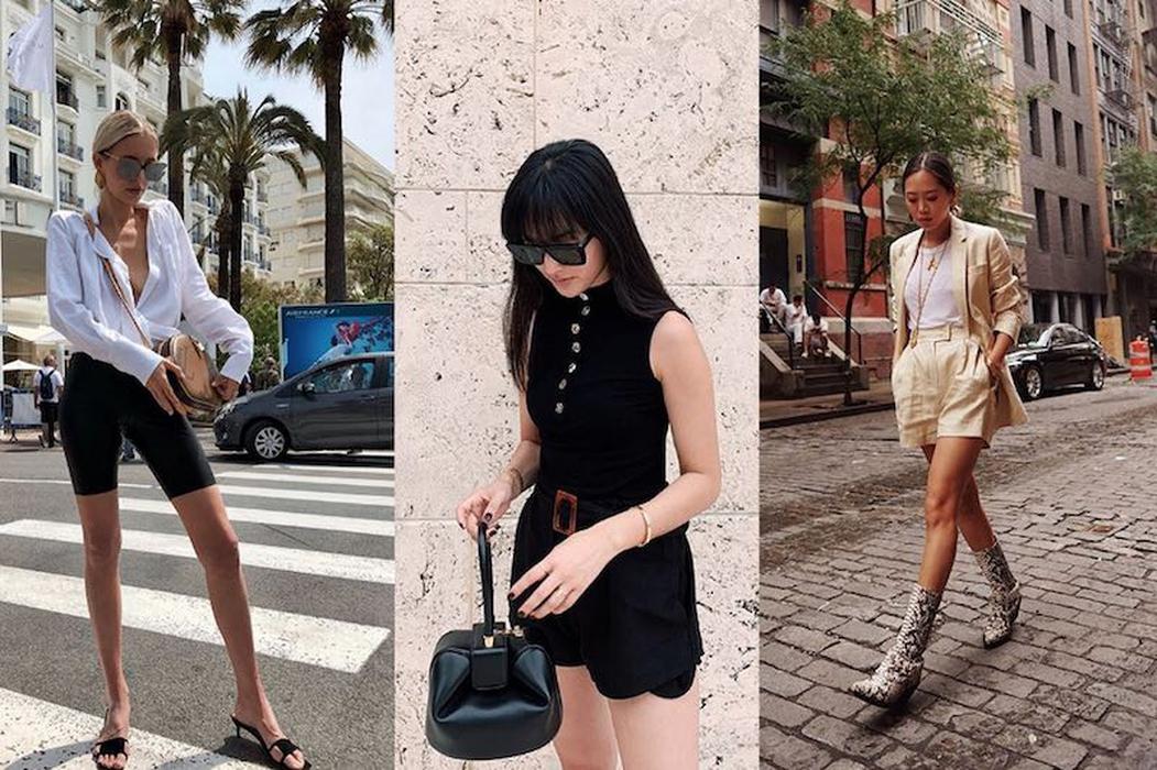 8 Inspirasi OOTD Kasual dengan Celana Pendek