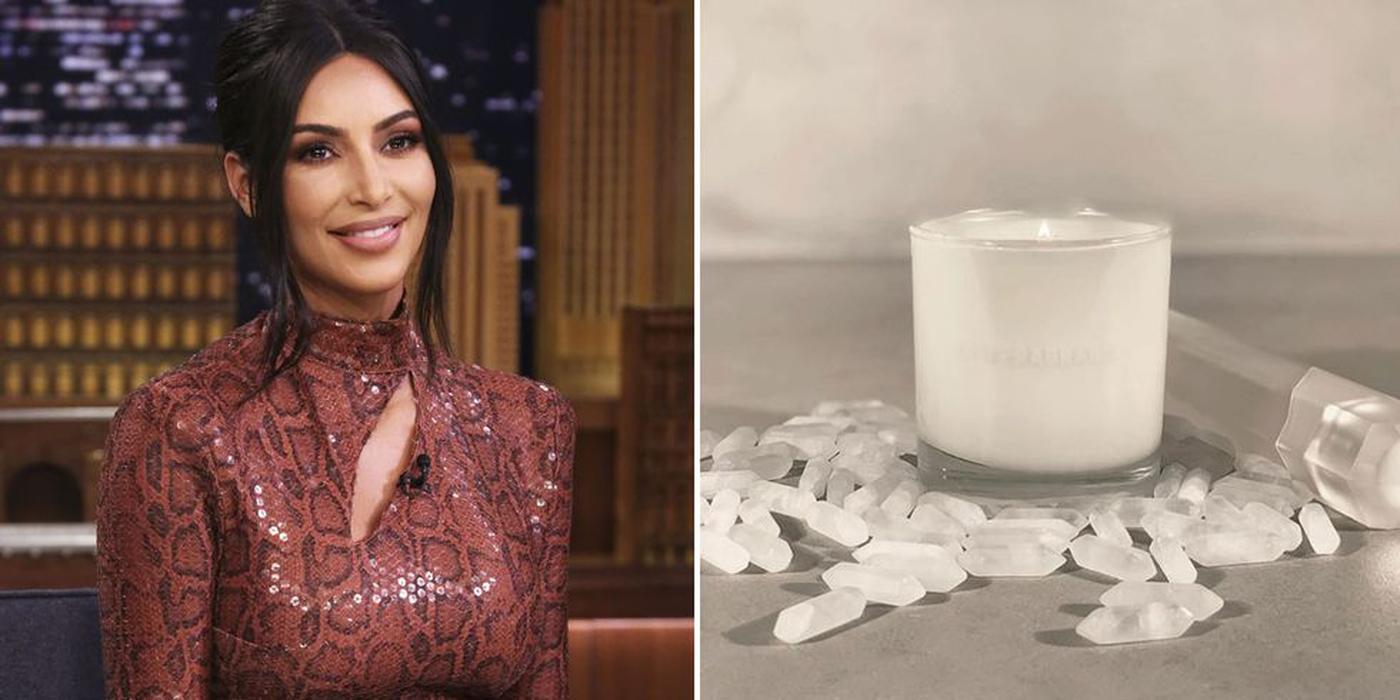 Kim Kardashian Siap Luncurkan Lilin Beraroma di Koleksi KKW