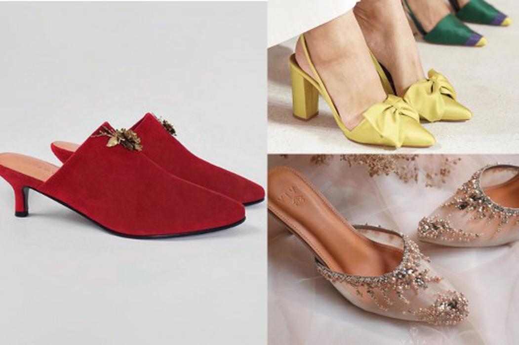 Model Sepatu Pesta Milik Brand Lokal yang Dapat Anda Beli