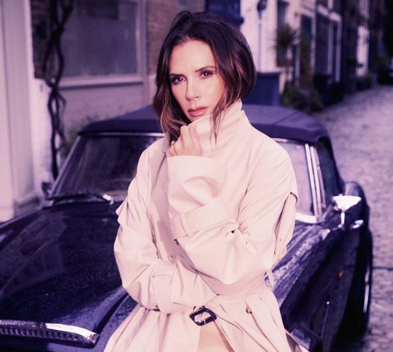 Stylist Victoria Beckham Bagi Rahasia Rambut Sehat Kliennya
