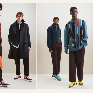 Presentasi Busana Pria Hermès Musim Fall/Winter 2021 Berelemen Sporty dan Loungewear
