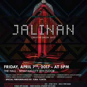 Jalinan Creative Show 2017