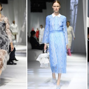 Tampilan Terbaik di Milan Fashion Week Musim Semi 2021