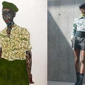Kolaborasi Fashion dan Seni Pada Koleksi Terbaru Dior Men
