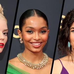 10 Riasan Cantik dari Acara Emmy Awards 2021 Kemarin
