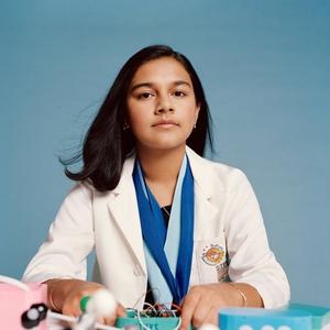 Mengenal Sang Ilmuwan Kecil, Gitanjali Rao, yang Menjadi Kid of The Year Karena Membuat Aplikasi Anti Perundungan