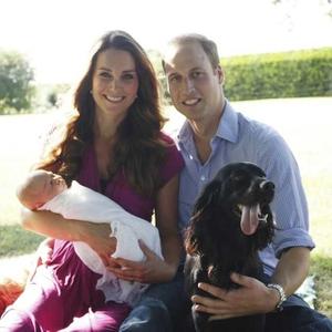 Lupo, Anjing Peliharaan Kate Middleton dan Pangeran William Telah Meninggal
