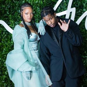 Diisukan Berkencan, Ini Fakta Hubungan Rihanna dan A$AP Rocky