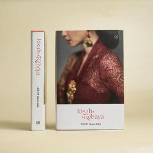 Didiet Maulana Rilis Buku yang Mengulik Tentang Asal Mula Kebaya Indonesia