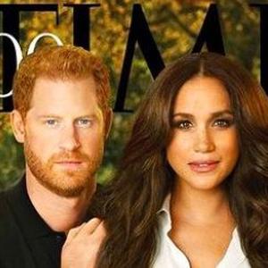 Pangeran Harry dan Meghan Markle Masuk Daftar 100 Orang Berpengaruh dari Majalah Time