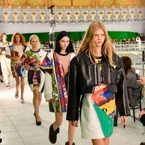 Estetika Maskulin dan Feminin dari Koleksi Louis Vuitton Spring/Summer 2021