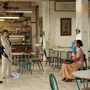 Angga Dwimas Sasongko, Dian Sastro, dan Reza Rahadian Berbagi Pengalaman Seru selama Pembuatan Film Pendek Konfabulasi