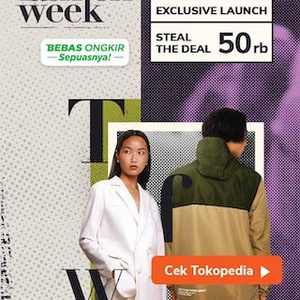 TOKOPEDIA -  Fashion Week