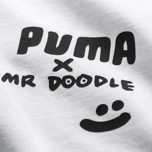 Ketika Puma Mempersembahkan Koleksi untuk Penyuka Seni Doodle