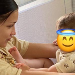 Putri Gigi Hadid, Khai, Ulang Tahun Pertama! Dan Keluarga Unggah Foto Manis untuk Merayakannya