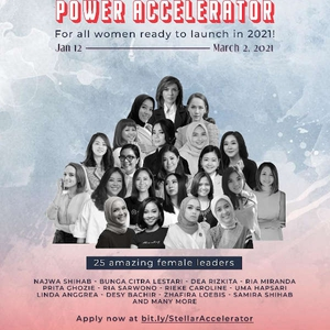 Stellar Women - Power Accelerator