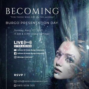 "Burgo Presentation Day "" BECOMING"""