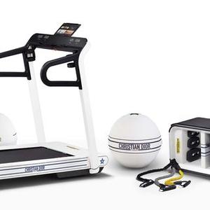 Dior Hadirkan Koleksi Peralatan Olahraga untuk Menyempurnakan Ruangan Gym di Rumah Anda