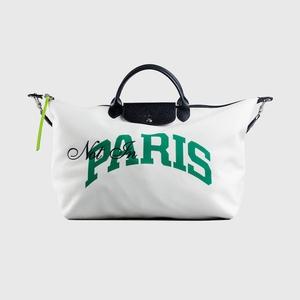 "Longchamp Berkolaborasi Dengan Highsnobiety Dengan Tema ""Not In Paris"""