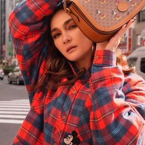 Luna Maya Bagikan Tips dalam Berinvestasi Barang Fashion