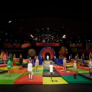 Permainan Warna pada Show Dior untuk Musim Spring/Summer 2022