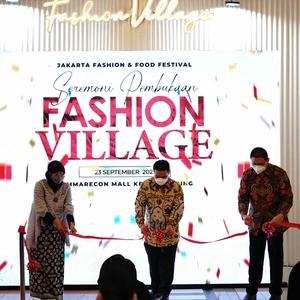 Kabar Baik, Festival Mode & Kuliner Terbesar Bertajuk JF3 Kembali Digelar