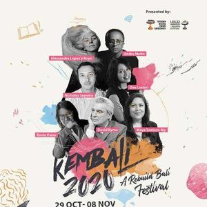 Kembali 2020, A Rebuild Bali Festival