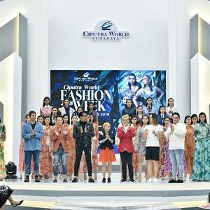 """Menjelajahi Fashion Dunia Lewat CWFW 2018 """"Gallivant"""""""