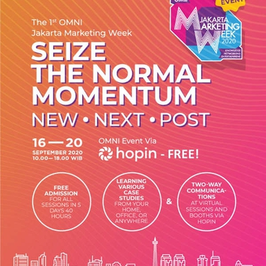 Jakarta Marketing Week 2020