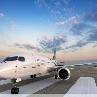 Intip Mewahnya Private Jet Bisnis Terbaru Persembahan Airbus