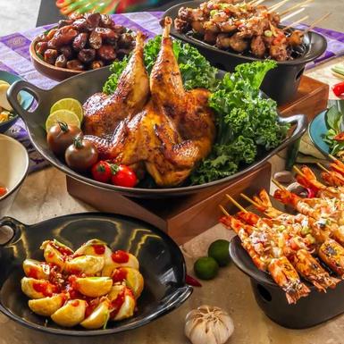 Rekomendasi Berbuka Puasa Eksklusif Bersama Chef Maxie Millian & Chef Renata Moeloek di Raffles Jakarta
