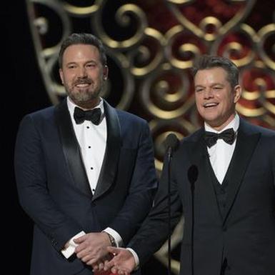 Matt Damon Buka Mulut Tentang Hubungan Ben Affleck dan Jennifer Lopez