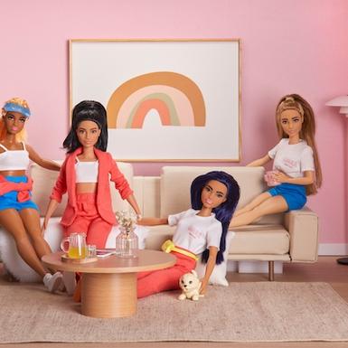 Love, Bonito Keluarkan Koleksi Edisi Terbatas Bersama Barbie