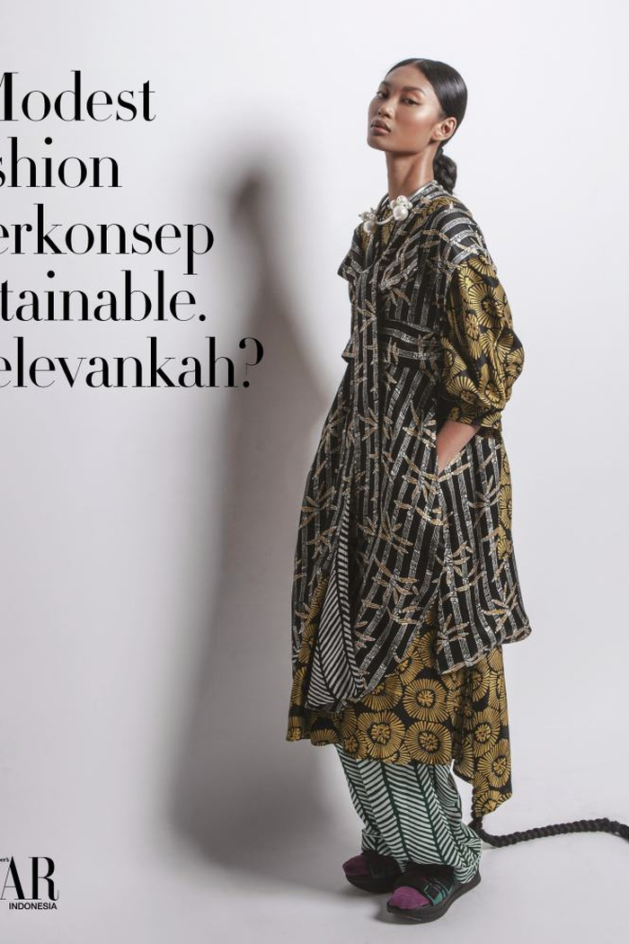 Isu Sustainability di Industri Modest Wear yang Perlu Anda Ketahui