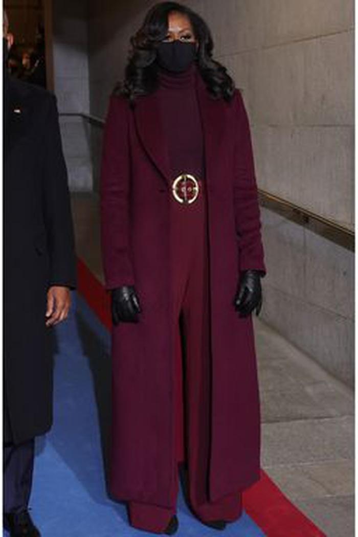 Ini Alasan Kamala Harris, Michelle Obama, dan Hillary Clinton Kompak Kenakan Busana Berwarna Ungu saat Acara Pelantikan