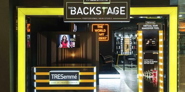 Pop-Up Salon Persembahan Tresemmé Bisa Jadi Opsi Relaksasi di Akhir Pekan