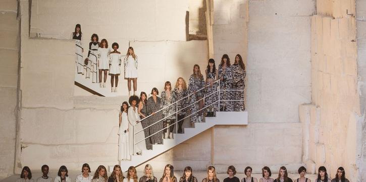 Chanel Cruise 2021/22 Mengadopsi Inspirasi Dari Jean Cocteau dan Memilih Provence Sebagai Destinasinya
