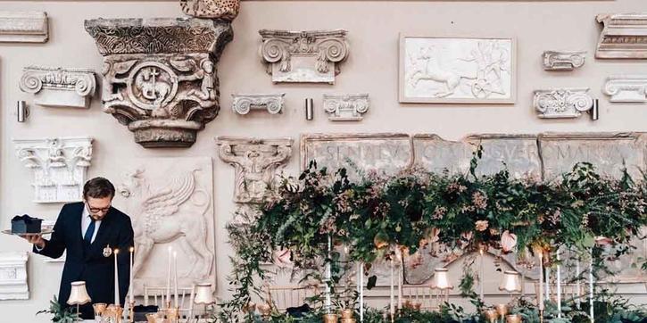 7 Lokasi Pernikahan Paling Prestisius di Dunia