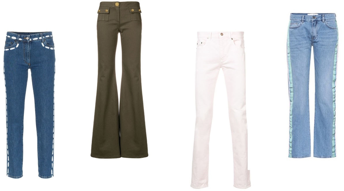Kenali Jenis Celana Jeans Sesuai Bentuk Tubuh Anda