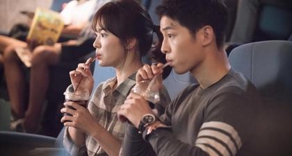Perkembangan Hubungan Song Joong Ki dan Song Hye Kyo
