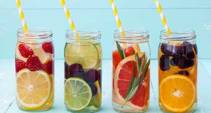 5 Cara Membuat Infused Water untuk Menyegarkan Hari Anda
