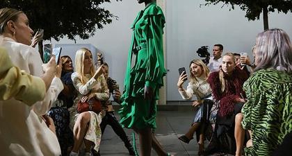 Koleksi Spring 2020 Michael Kors di New York Fashion Week