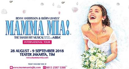 MAMMA MIA! International Tour