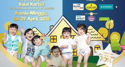 Mother & Baby Fair 2018 Jakarta