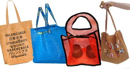 11 Model Tas Belanja atau Kantung Belanja Stylish Sebagai Bentuk Dukungan Bebas Plastik