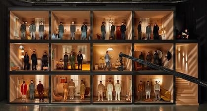 Transisi Gaya Bekerja dan Rumahan Ditampilkan Zegna Pada Koleksi Terbarunya, The (Re) Set