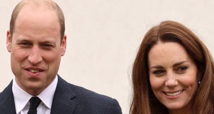 Kate Middleton Mengenakan Gaun Mantel Hitam untuk Aktivitas Kerajaan Pertama setelah Pemakaman Pangeran Philip