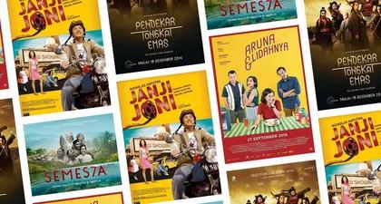10 Film Nicholas Saputra yang Wajib Masuk Daftar Tontonan Anda
